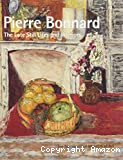 Pierre Bonnard, the late still lifes and interiors